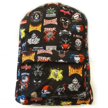 Full Collor Hardcore Backpack