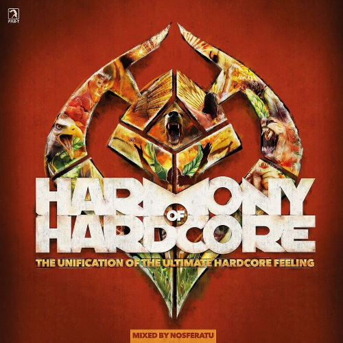 Harmony Of Hardcore 2018 Cd Dtcd044 Cd Rigeshop