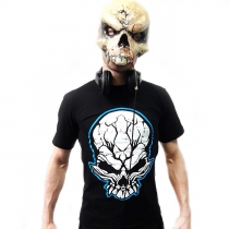 F. Noize Big Blue Logo shirt