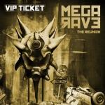Megarave 28-7-2018 VIP Ticket incl fees
