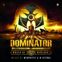 Dominator Wrath of Warlords CD PRE ORDER NOW!
