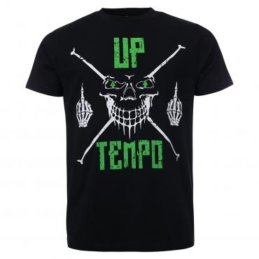 UPTEMPO T shirt SkullF#ck