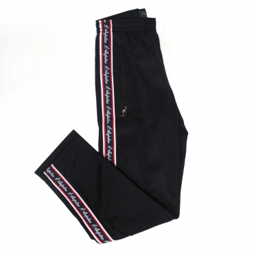 Australian pant Triacetat bies Red/Black