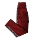 Australian pants Triacetat bies Burgundy