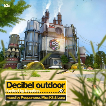 Decibel Outdoor 2018 3 cd
