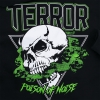 TERROR HOODED ZIPPER POISON OF NOISE