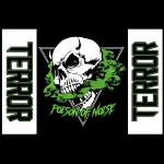 TERROR BANNER POISON OF NOISE