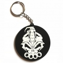 DRS Rubber Keychain
