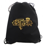 Estasia String bag gold open
