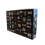 Black Full Color Hardcore Gift package