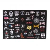Black Full Color Hartdcore Gift package