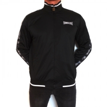 100% Hardcore training jacket with Black Stripe.