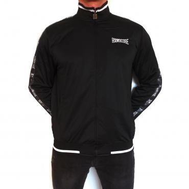 100% Hardcore Trainings jacket black str