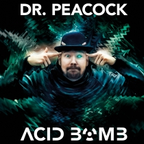 Peacock Acid Bomb CD pre order including free poster! shipping date 19-11-2018