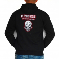 Fnoize Hooded Zipper