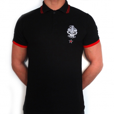 DRS polo Stitched 19