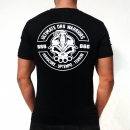 DRS Gold Star t shirt