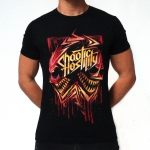 Chaotic Hostility t shirt full collor