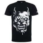 100% Hardcore Shirt The Raged Black
