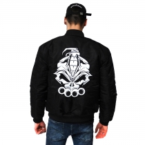 DRS Winter Bomber Jacket - Free Bandana