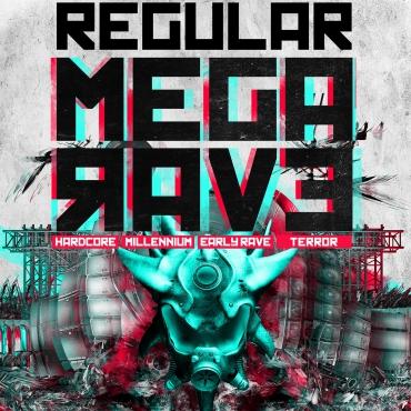 Megarave 27-07-2019 regulair ticket