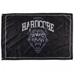100% Hardcore The Wolf banner