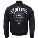 100% Hardcore Bomber Jacket The Wolf