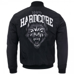 100% Hardcore Bomber Jacket The Wolf
