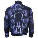 100% Hardcore Training Jacket Saurus Blu
