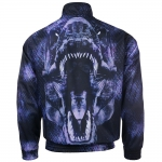 100% Hardcore Training Jacket Saurus Blu