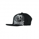 100% Hardcore Snapback Dog-1