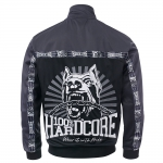 100% Hardcore Trainings jack classic grey