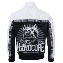 100% Hardcore Trainings jack classic black white
