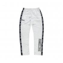 100% Hardcore Trainings pants logo white