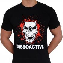 Dissoactive 'Kaak naar de tyfus' T- shirt