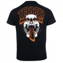 Terror T shirt Cross