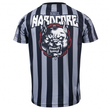 100% Hardcore Football shirt rage
