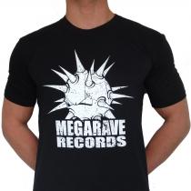 Megarave Shirt 100% Hardcore