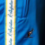 Australian Bermuda Triacetat bies blue