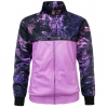 100% Hardcore Trainings jacket fog pink