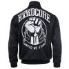 100% Hardcore Trainings jacket united