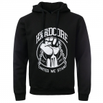 100% HARDCORE Hooded United we stand