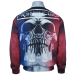 Frenchcore Trainingsjacket Smoked Skull
