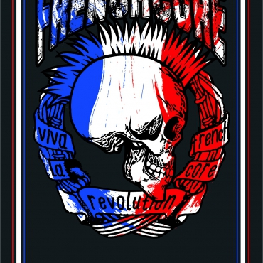 Frenchcore Banner La Revolution