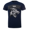 100% Hardcore T-Shirt The Attack blue