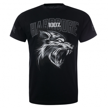 100% Hardcore T-Shirt The Attack