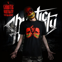 Chaotic Hostility 'No Rules' t-shirt