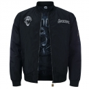 100% Hardcore Bomber Jacket Deadly Scream