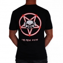 System Overload T-shirt 'The Devil in Eye'