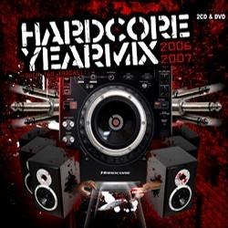 Hardcore Yearmix 2006/2007 2CD+DVD